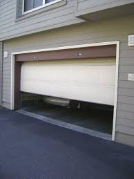 garage doors diy how to repair or replace single garage doorl