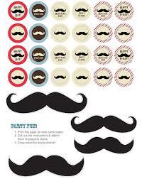 mustache party bottle cap mustache party images at bottle cap co