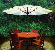 Patio Umbrella With Lights by Amazon Com Brella Lights Outdoor Patio Lighting System For 6 Rib