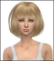 child bob haircut sims 4 17 best sims 4 hair images on pinterest sims hair sims cc and