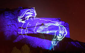 stone mountain laser light show carved in stone emirates 24 7