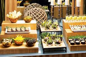 tapas bar by good gracious events in los angeles displayed on
