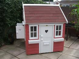 childrens cottage style playhouse 4 1 2ft x 4 1 2ft playhouses