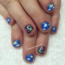 polished pinkies utah little girls love pretty nails a day night