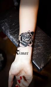 black and grey rose tattoos tattoo collections