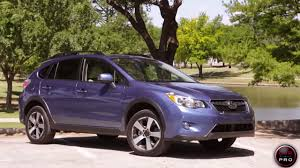 subaru suv 2014 test drive 2014 subaru xv crosstrek hybrid touring review car pro