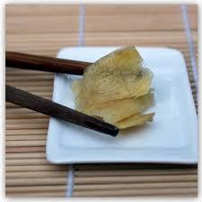 recette cuisine japonaise facile gingembre mariné au vinaigre recette de cuisine japonaise