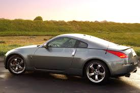 nissan 350z grand touring painted color kh3 for nissan 350z fairlady z33 2d oe style rear