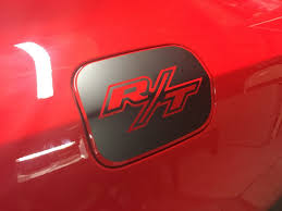 logo dodge charger product dodge charger r t gas door vinyl overlay 2011 hemi mopar