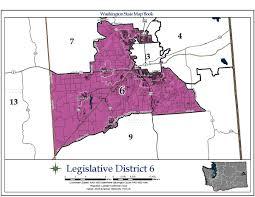 Spokane Washington Google Maps by Washington U0027s 6th Legislative District Wikipedia