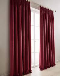 Maroon Curtains Curtains And Blinds Voile Curtains Blackout Blinds Curtains