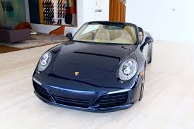 blue porsche 2017 2017 porsche 911 carrera 4s stock 7nl02917a for sale near vienna
