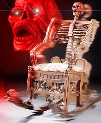 Skeleton Meme - skeleton chair reaction images know your meme