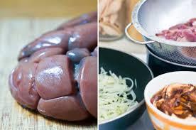 cuisiner rognon de boeuf rognons de boeuf cèpes et oignons recette chocolate zucchini