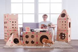 7 quirky cardboard cat accessories for your feline friends