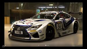lexus racing car image lexus rc f gt3 prototype emil frey racing u002716 jpg gran