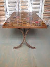 Tile In Dining Room Exquisite Design Tile Top Dining Table Awesome Inspiration Ideas