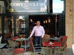Cosy Cosy Club Opens Up At 20 Million Cathedral Square Development In