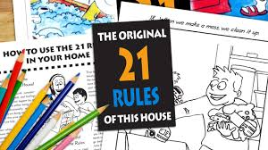 the 21 rules of this house free download