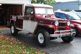 old military jeep truck willys trucks ewillys