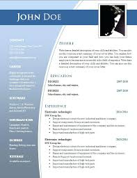 create new 6 resume templates word 2013 budget reporting 0