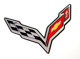 2014 corvette stingray emblem image gallery 2014 corvette emblem