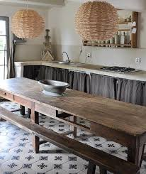 cuisines rustiques salle de design cuisines rustiques aux airs de cagne deco