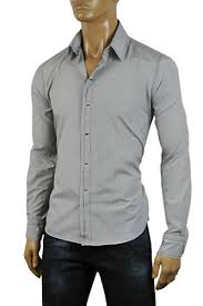 designer clothes armani jeans mens dress shirt 150