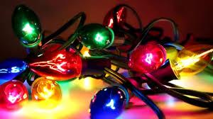incandescent vs led holiday lights youtube