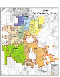 Scottsdale Fashion Square Map Alabaster Ward Map 2008 By City Of Alabaster Issuu