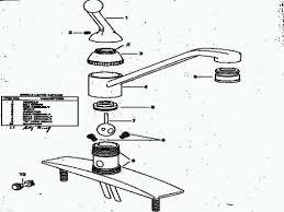 repair moen kitchen faucet single handle how to replace single handle kitchen faucet with spray kohler parts