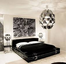 How To Transform Your Bedroom Into Black And White Color Scheme - Black and white bedroom designs ideas