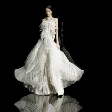 designer wedding dresses high end bridal gowns marie saint pierre