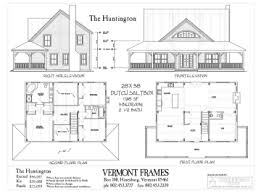 timber frame home floor plans post beam home plans in vt timber