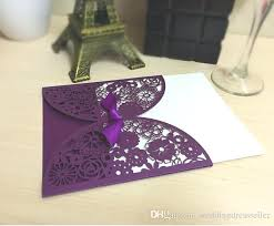 purple wedding invitation kits purple wedding invitations ryanbradley co