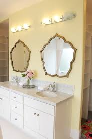 Bathroom Paint Ideas Benjamin Moore Colors Home Tour Yellow Bathroom Paint Color Butter By Benjamin Moore