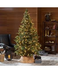 Natural Christmas Tree For Sale - on sale now 47 off belham living 7 5 ft natural evergreen clear