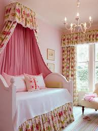 canopy bed curtains for girls bedroom curtains u003e pierpointsprings com