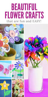 10 fabulous flower crafts that moms will love to receive