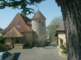 house with tower a lot of french property with century 21 and kim oh wow a
