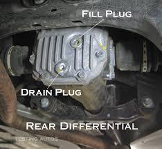 nissan almera gearbox oil how often gear oil should be changed