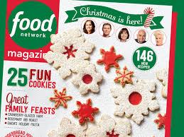 food network magazine december 2015 recipe index food network