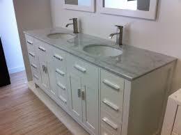 interior simple nice round white undermount bathroom sink combine