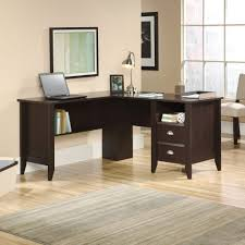 L Shaped Desk Hutch by Shoal Creek Lped Desk Sauder With Drawers And Hutch Garson Printer