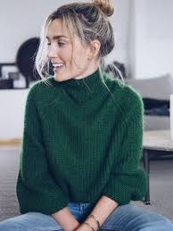 green sweater weekend and deadlines camillapihl no cozy clothes and winter
