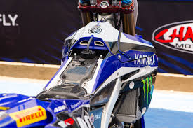 monster energy motocross helmet jeremy van horebeek u0027s monster energy yamaha yz450fm vital mx pit
