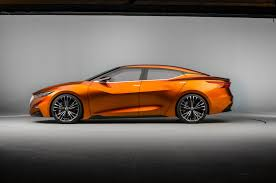 nissan supercar concept nissan sport sedan concept first look motor trend