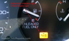 2004 honda accord check engine light replacing the oxygen sensor honda