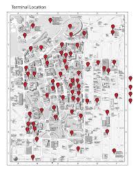 Uc Berkeley Campus Map Terminal Locations Caltime