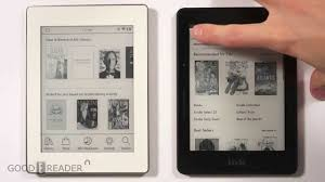 kindle books on nook color nook glowlight plus vs amazon kindle voyage youtube